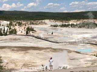 Workamping in Yellowstone National Park