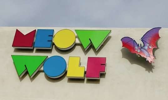 Meow Wolf - The House Of Eternal Return.