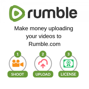Make money uploading your videos to Rumble.com