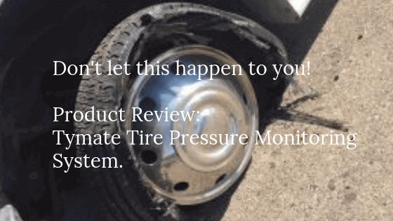 Product Review Tymate TPMS