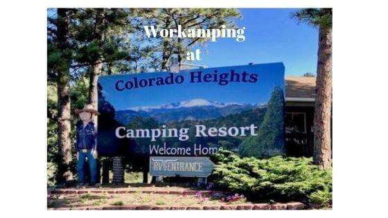 Workamping At Colorado Heights Camping Resort
