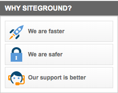 Siteground Web Hosting Review - Why Siteground