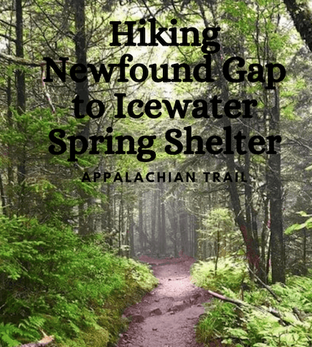 Newfound Gap to IceWater Spring Shelter